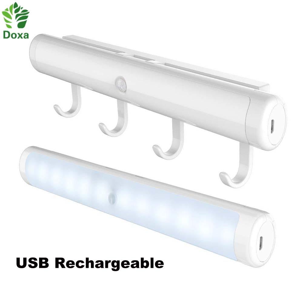 12 LEDs IR Infrared Motion Detector Wireless Sensor Light Cl