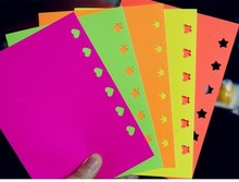 Embossed paper Craft Sticker Multicolor Adhesive Paper Stamping DIY Scrapbooking Decor Card Party Decoration Sticky Pape