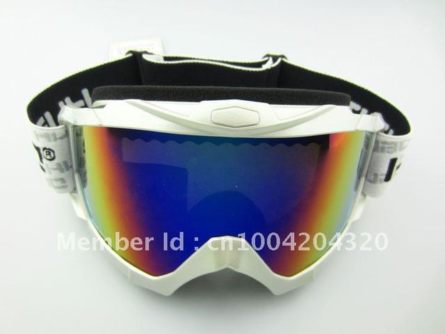 [New] Unisex Snowboard Ski Goggle Double Lens Anti Strach lens  AntiFog UV400 Protection CE Certification Snow goggles