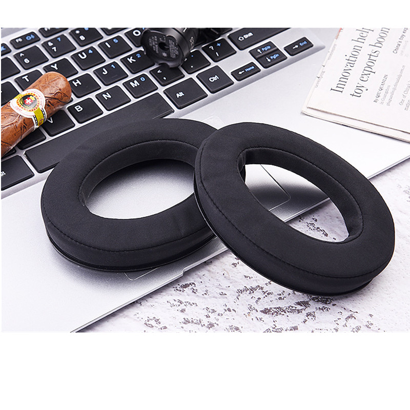 Replacement Soft Velvet Foam Ear Pads Cushions For Sennheiser Sennheiser G4ME One For G4ME ZERO For HD380 PRO Headphones