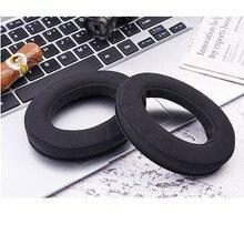 Replacement Soft Velvet Foam Ear Pads Cushions For Sennheiser Sennheiser G4ME one for G4ME ZERO for HD380 PRO Headphones