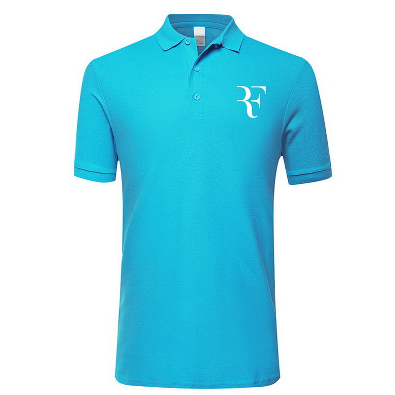 2018 New roger federer Arrival Hot Sale Polo Shirts Men Spring Summer 14 Colors Fashion Casual Short Sleeve