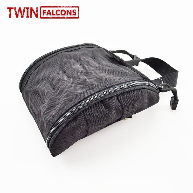 1000D Cordura sac de premiers soins tactique Molle poche médicale EMT d'urgence EDC sac de survie IFAK sac utilitaire TW-P012