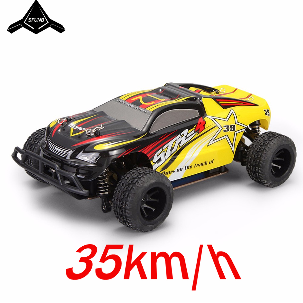 Wltoys A222 1:24 four-wheel drive RC car 2.4G remote control speed desert off-road drift racing car alloy material 35kmWltoys A222 1:24 four-wheel drive RC car 2.4G remote control speed desert off-road drift racing car alloy material 35km