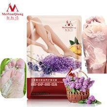 40ml 1Packs Feet Exfoliating Foot Mask Peeling Dead Skin Lavender Nourishing Heel Care Essence Pedicure Socks