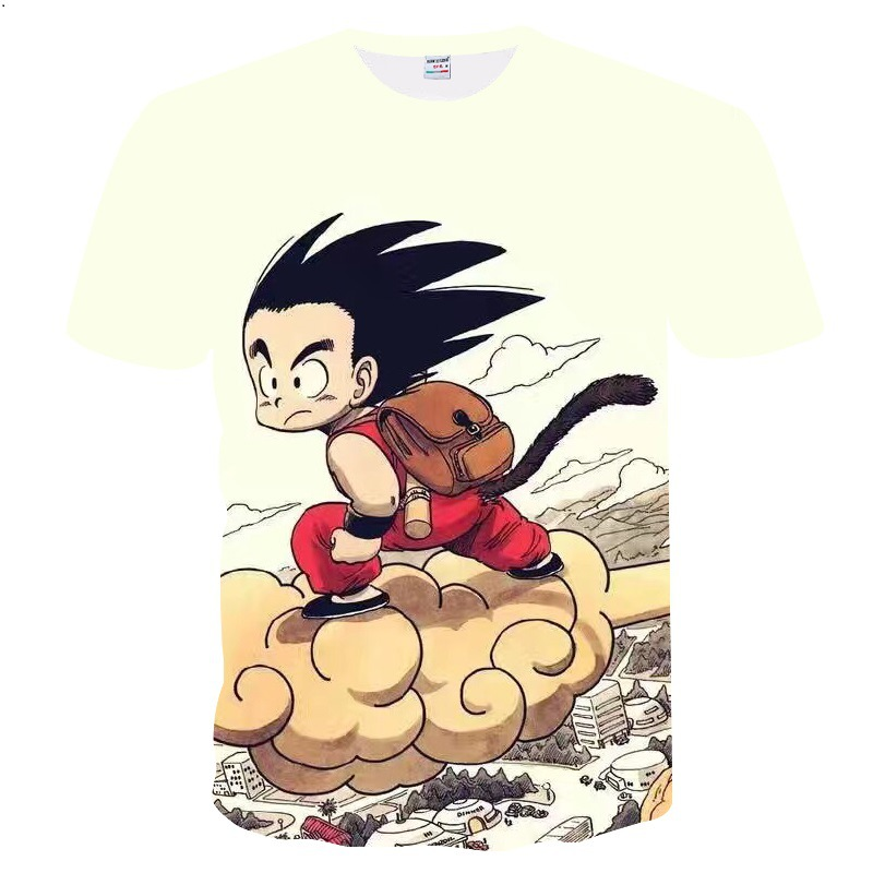 5ba9381105 Dragon ball z t shirts men summer fashion 3d printing super saiyan son goku  black zamasu vegeta dragonball t-shirt tops tee