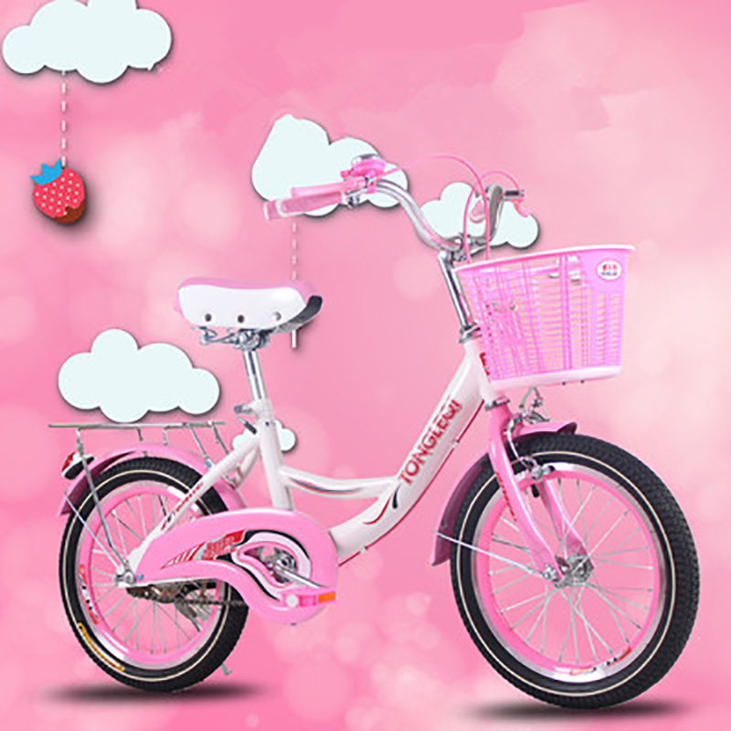 New Childrens Bicycle Cousin 16 Princess Big Boy Primary School Student BicycleNew Childrens Bicycle Cousin 16 Princess Big Boy Primary School Student Bicycle