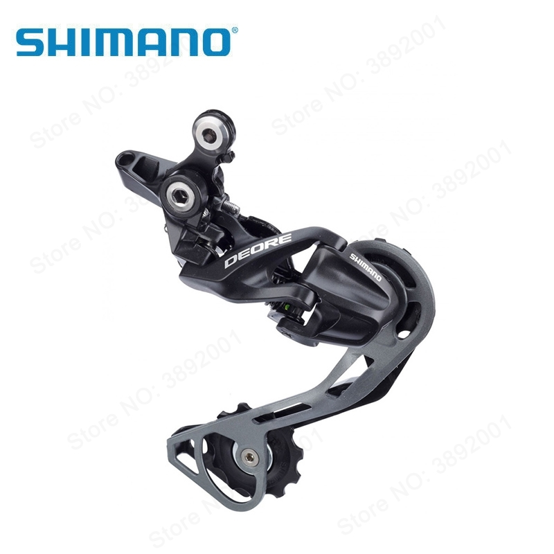 SHIMANO DEORE RD-M6000 Rear Derailleur 10S MTB bike bicycle M6000