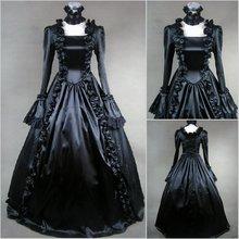 Premium-grade Custom Made Size Girls Gothic Lolita Dress With Lace Ornament Women Party Vestidos Lolita 24 Several Colors