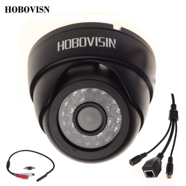 HOBOVISIN Проводной Аудио Ip-камера H.264 ONVIF P2P Сети С Внешних Аудио Пикап 720 P/960 P/1080 P Крытая Камера ВИДЕОНАБЛЮДЕНИЯ