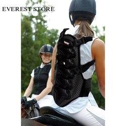 Безопасность для верховой езды, жилет для верховой езды, защитный жилет для спины, защита для тела, куртка для гоночного оборудования, ...