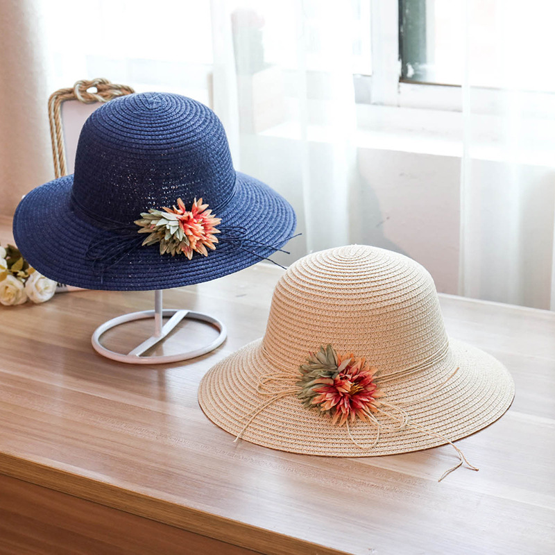 a751556efa9021 Classical men hats are an effective accessory to make you look great on summer  beach, while the brim of baby sun hat can well protect you from the strong  ...