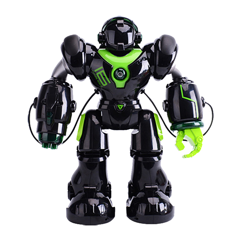 LEORY Voice Control Combat Robot Toy With Remote Control Intelligent Humanoide Robotics For Children Kits Educativa Present Gift