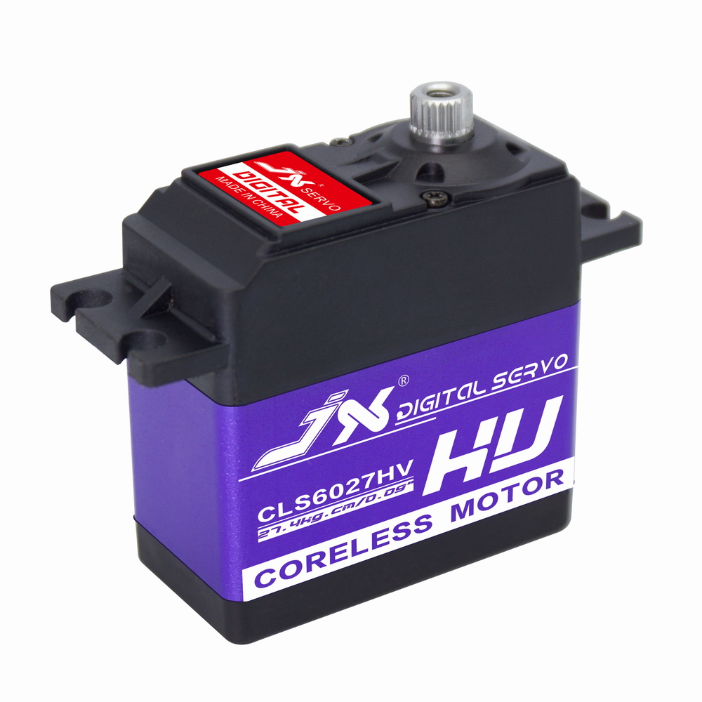 Superior Hobby JX CLS6027HV 27kg Aluminium Shell Metal gear High Voltage Coreless Digital Servo