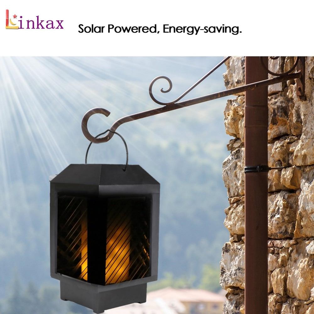 Outdoor Led Light Is Flickering: IP65 Solar Lights Dancing Flames LED Outdoor Flickering