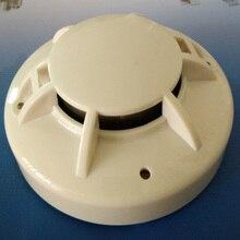 Стандартная система управления пожарной сигнализацией детектор дыма 2 провода дымовая сигнализация Обычная оптическая дымовая сигнализация YT102