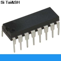Original genuine SN74HC86N chip 2 input four different or DIP-14[5pcs/lot]