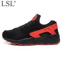 LANSHULAN 2017 Unisex Men Women Causal Shoes Comfortable Breathable Platform