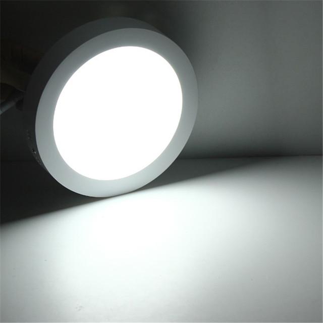 Aluminum Round and Square LED Ceiling Light