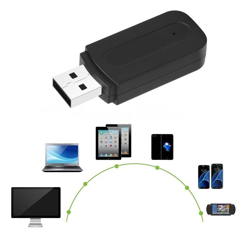 Anbes Bluetooth AUX адаптер Bluetooth автомобильный беспроводной портативный мини-музыкальный аудио приемник стерео аудио для автомобиля Bluetooth адаптер