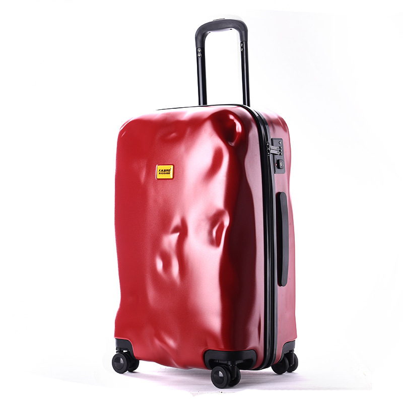 Rolling Spinner Luggage travel suitcase Women Trolley case with Wheels 20inch boarding Carry On Travel Bag Trunk Retro suitcaseRolling Spinner Luggage travel suitcase Women Trolley case with Wheels 20inch boarding Carry On Travel Bag Trunk Retro suitcase
