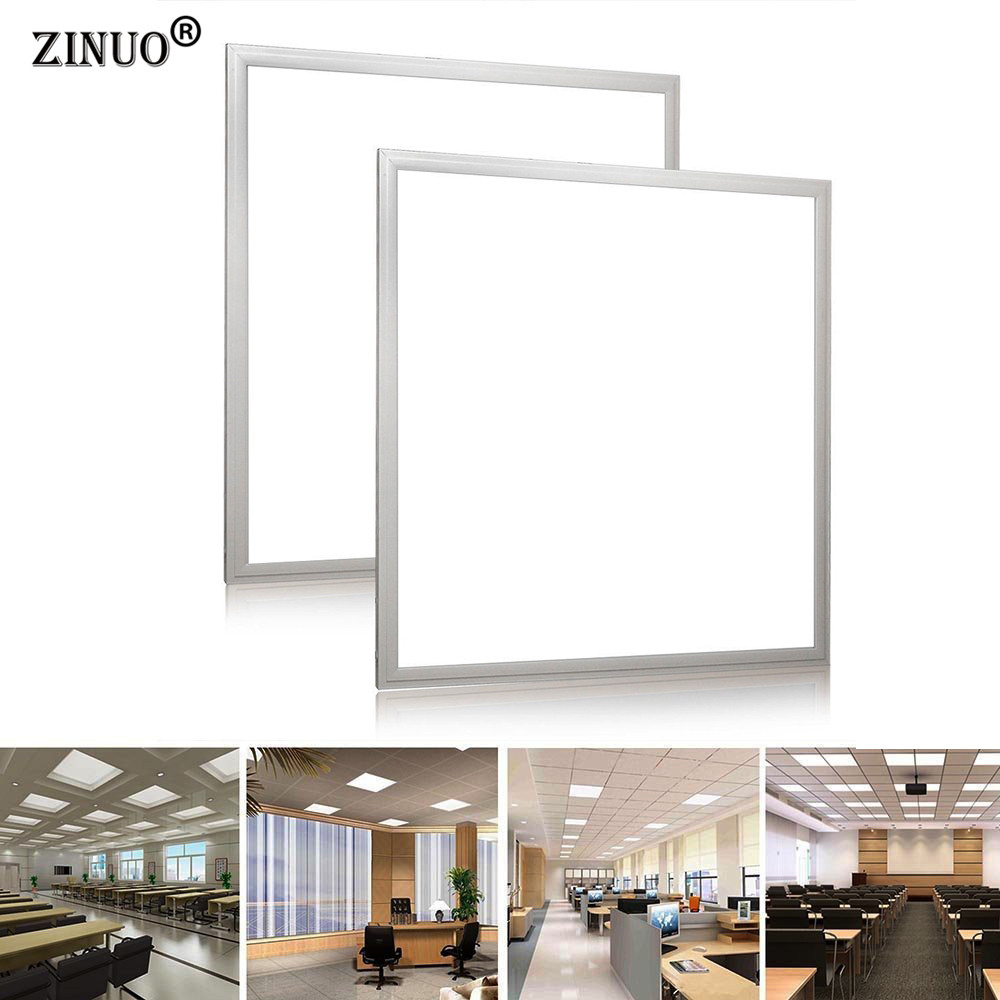300x300 30x30 Led Lighting Panel Integrated Kitchen: ZINUO Led Panel Ceiling Light 8W 12W 18W 300X300