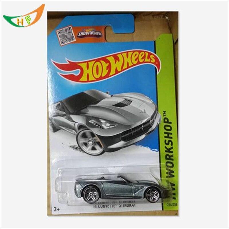 Hotwheels литья под давлением Металл Модель автомобиля сплава масштабные модели 1/64 Кабриолет миниатюры