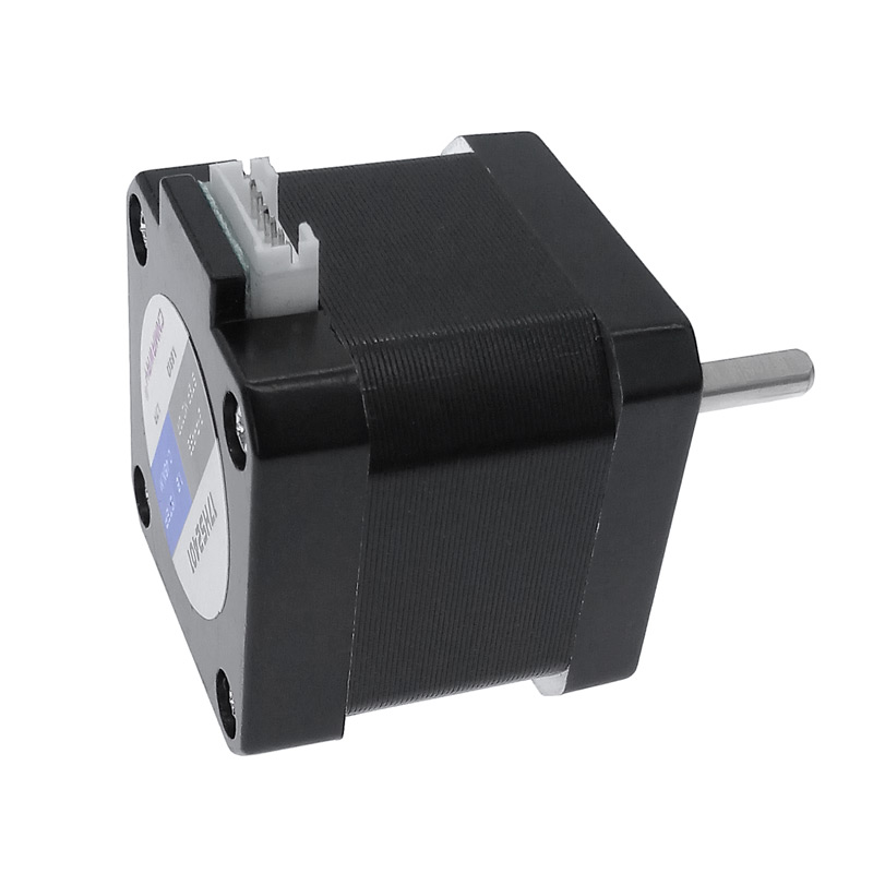 40MM High torque 42 Stepper Motor 2 PHASE 4 lead Nema17 motor 42BYGH40 40MM 1 7A 0 45N M LOW NOISE 17HS2401 for CNC XYZ in Stepper Motor from Home Improvement