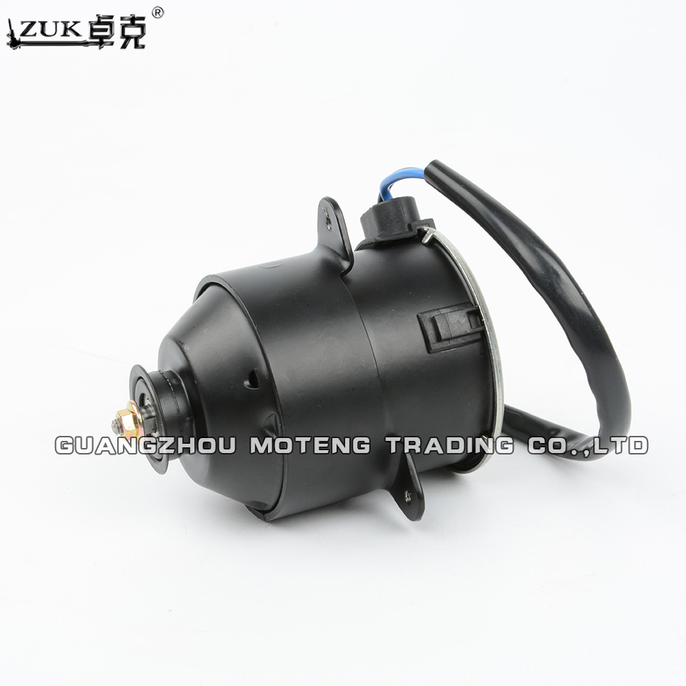 Engine Radiator Cooling Fan Motor for 1998-2002 Honda Accord 2.3L 38616-PAA-A01