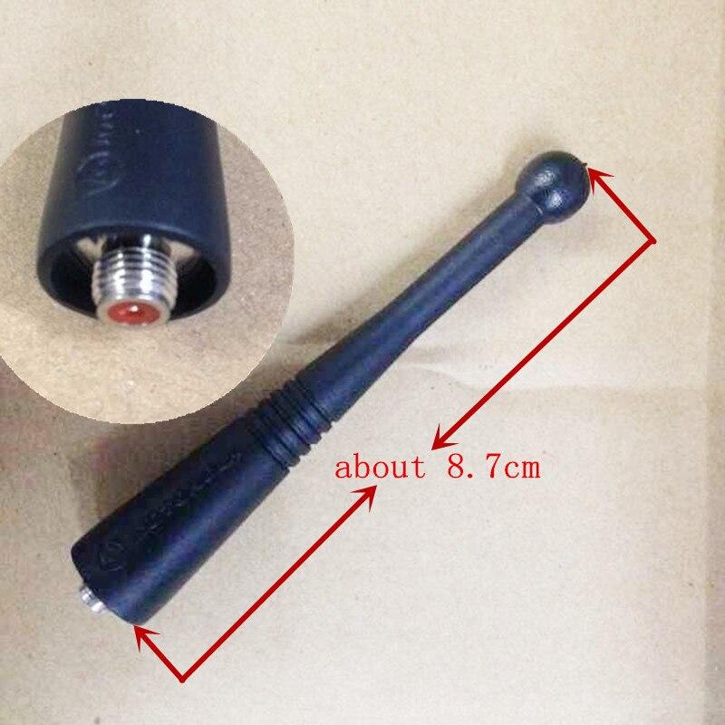 imágenes para Látigo corto antena 800 mhz para motorola MTS2000 XTS2500 XTS3000 XTS3500 XTS5000 HT1000 etc walkie talkie