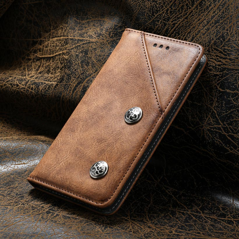 Bolomboy Vintage Pattern Case For Cubot Magic Case Flip Magnetic PU 5.0 inch Leather Cover For Cubot Magic Cover Fundas Coque