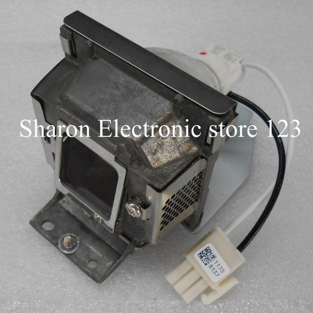 Brand New Replacement Lamp with Housing 5J.J0A05.001 For Benq MP515/MP515ST