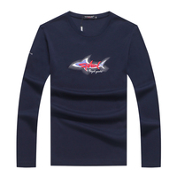 BILLIONAIRE TACE&SHARK T shirt men 2018 new arrival o neck comfort casual embroidery pattern pop clothing M 3XL free shipping