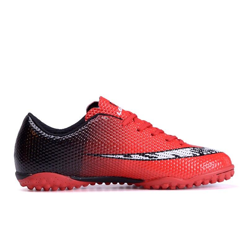 e87f3f2fff2ba Chuteira futebol LEOCI Marca original Botas Chaussure Futebol Chuteiras de  Futebol Indoor Botitas de Futbol Zapato de Futbol em Sapatos de futebol de  Sports ...