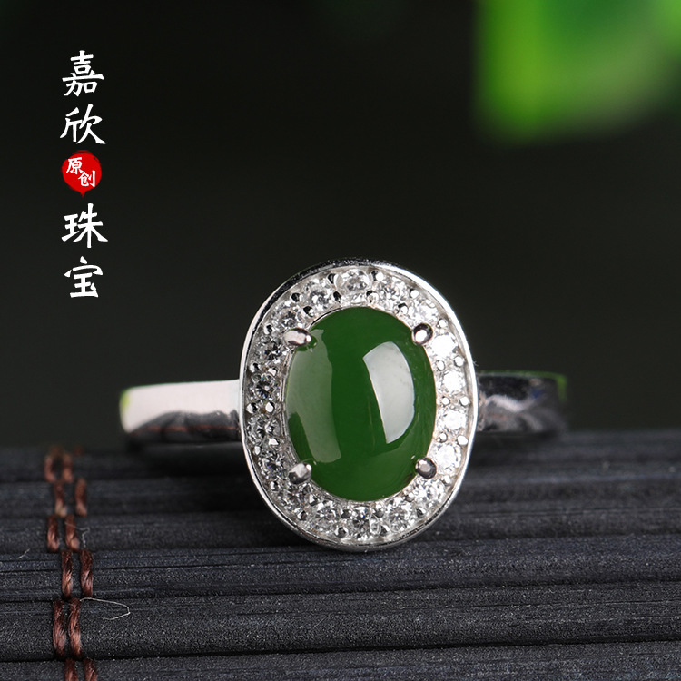 2019 Top Fashion Sale Anel Feminino With Certificate Of Hetian With Natural Manufacturers Selling Contracted Jasper Female 2019 Top Fashion Sale Anel Feminino With Certificate Of Hetian With Natural Manufacturers Selling Contracted Jasper Female