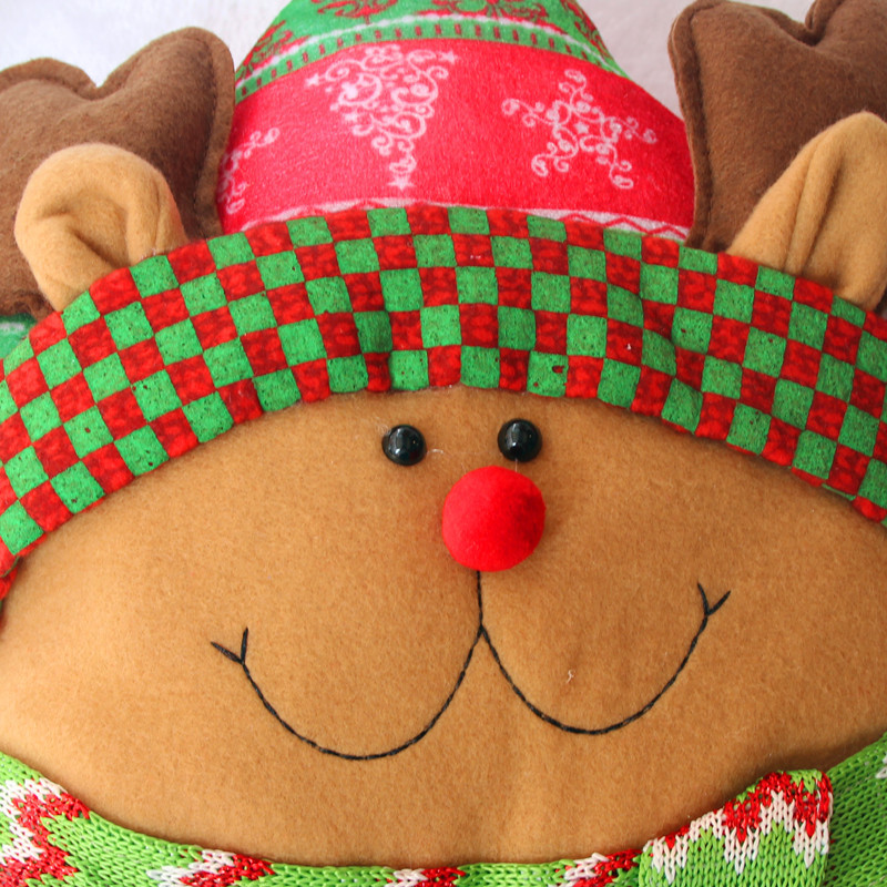 Five Star Holiday Decor Part - 36: ... Lovely Christmas Five-star Pillow Christmas Holiday Decorations  Commodity For Party Festival Accessories