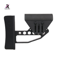 Hot Sale Airsoft Tactical Support M4 Glr Fit BD TB Style Stock He Black For Hunting