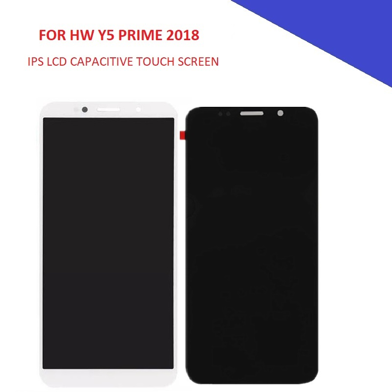 5.45' LCD Display <font><b>for</b></font> <font><b>Huawei</b></font> Y5 Prime 2018 <font><b>DRA</b></font>-L02 <font><b>DRA</b></font>-L22 <font><b>DRA</b></font>-<font><b>LX2</b></font> LCD Screen Touch Panel Assembly <font><b>Phone</b></font> Parts image
