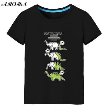 d21099967 Yorkzaler ropa de niños de Navidad conjunto para niñas niños Catoon ciervo camisa  con pantalones negros trajes de niños ropa de bebé