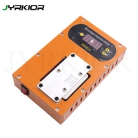 Jyrkior For iPhone Touch LCD Screen Cold Press Frame Separate Bezel Removal Tool LCD Screen Separate Heating Station Machine