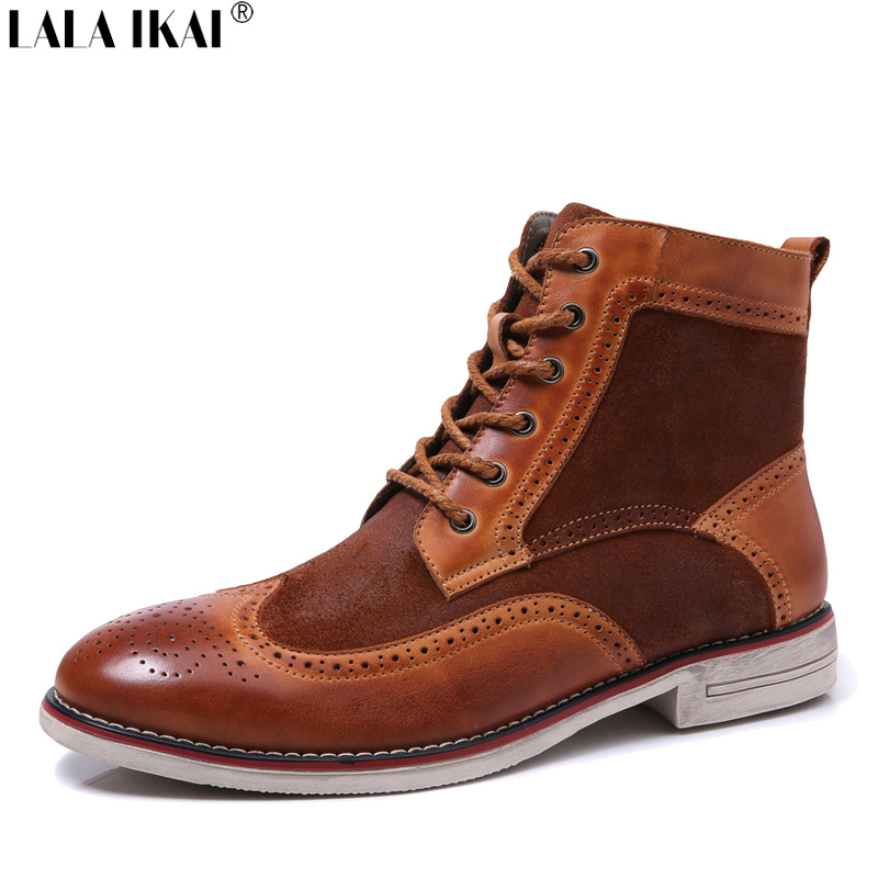 Online Get Cheap Brogue Mens Boots -Aliexpress.com | Alibaba Group