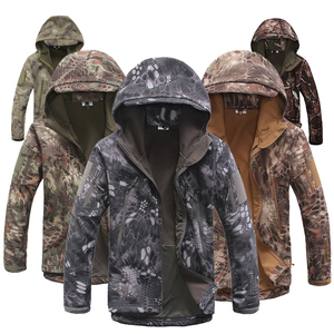 Men Outdoor Waterproof Jackets