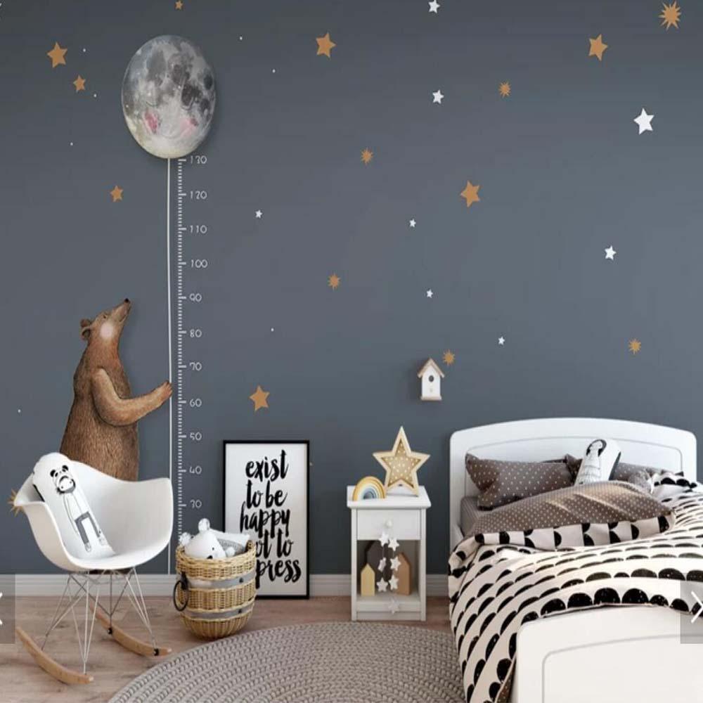 3d 5d 8d Canvas Custom Kids Bedroom Wallpaper Mural For Tv Background Walls Living Room Home Decor Wall Paper Roll Carton Murals Wallpapers Aliexpress