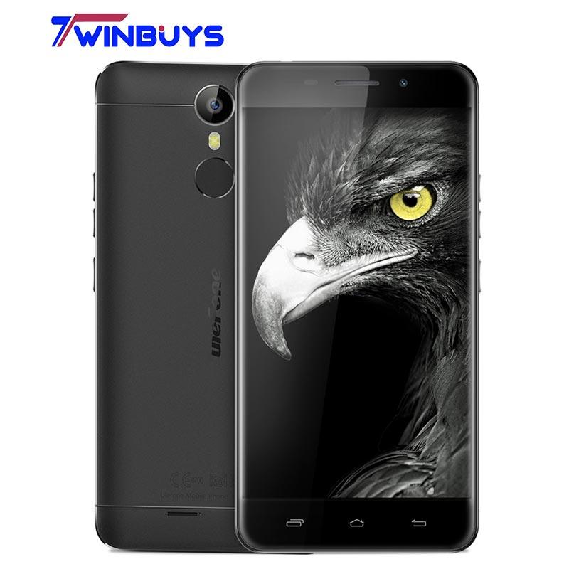 bilder für Ulefone Metall 4G Handy 5 zoll HD IPS MTK6753 Octa Core Android 6.0 3 GB RAM 16 GB ROM 8MP Glonass Fingerprint ID Smatphone