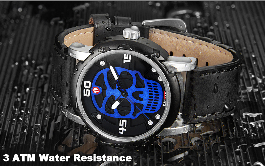 KADEMAN 665 Watch