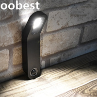 Oobest Smart Home Portable Mobile Body Motion Sensor Lamp Cabinet Walkway Energy Saving LED Light USB