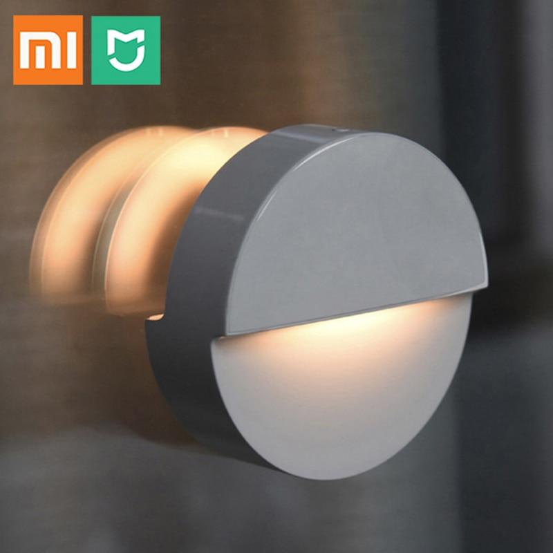 Xiaomi Mijia Philips Bluetooth Night Light Infrared Remote Control Body Sensor Corridor Induction Led Night Lamp For Mi Home App