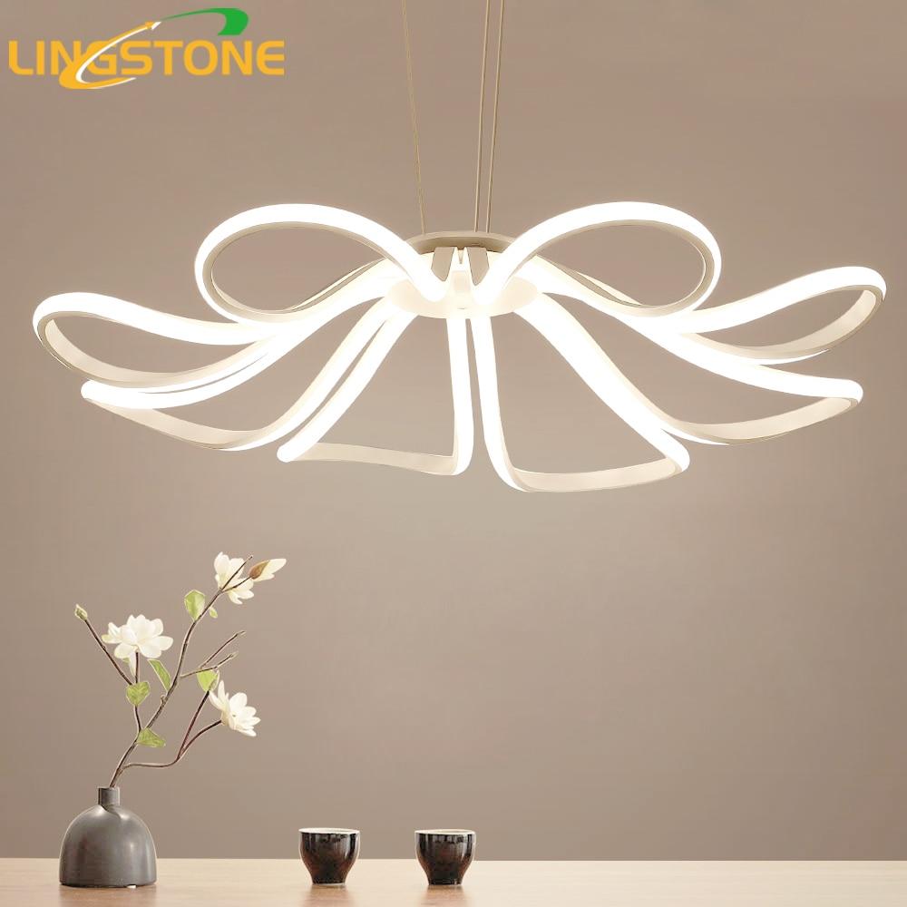 Led Pendant Lights Lamparas Colgantes Lamp Suspension Luminaire Hanglamp Chandelier Ceiling Lampadari Light Fixtures Hanglampen