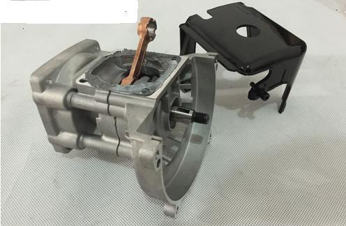 Pièces de moteur 32cc carter avec jeu de vilebrequin pour moteur Rovan 32cc, moteur Zenoah GR320