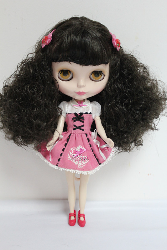 Free Shipping Top discount 4 COLORS BIG EYES DIY Nude Blyth Doll item NO. 4 Doll limited gift special price cheap offer toy free shipping top discount 4 colors big eyes diy nude blyth doll item no 116 doll limited gift special price cheap offer toy